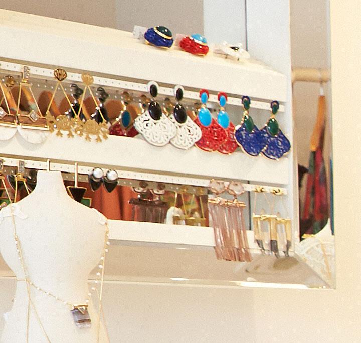 Maria Dolores, conceptual fashion jewelry