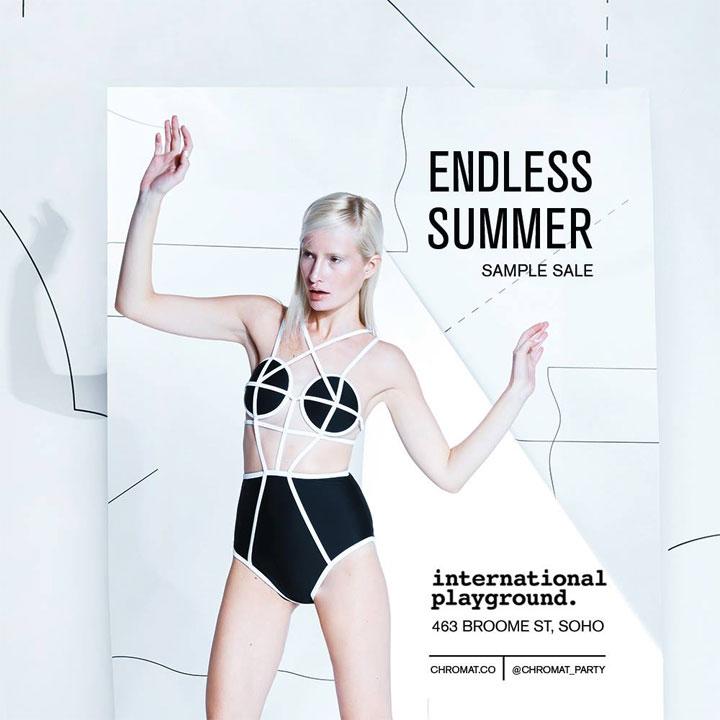 Chromat Endless Summer Sample Sale