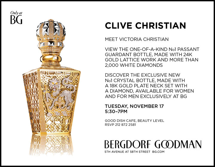 Clive Christian Trunk Show