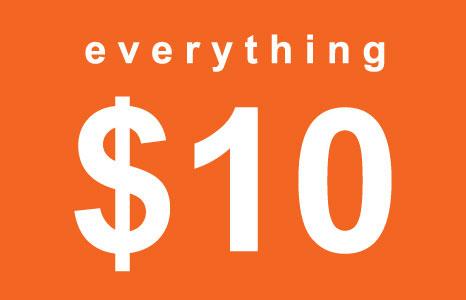 Clothingline $10 Blowout Sale