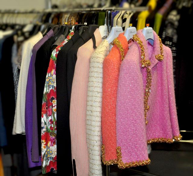 Coats Rack