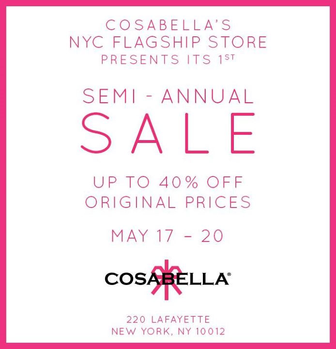 Sample Sale Store New York City