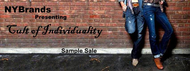Cult of Individuality Sample Sale