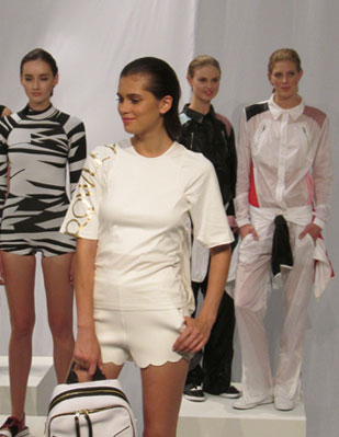 Activewear and comfort forward fashions