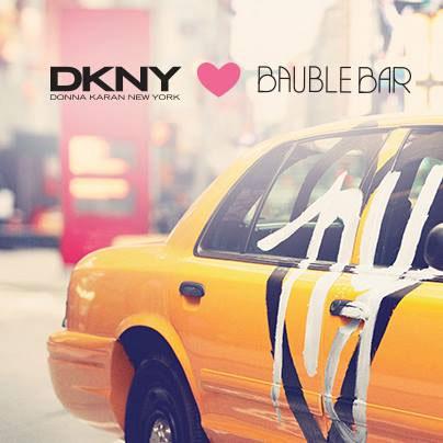DKNY Pop-up Shop at BaubleBar SoHo