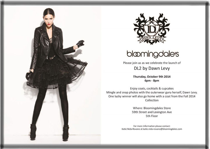 DL2 by Dawn Levy Shopping Event and Personal Appearance