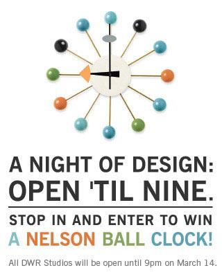 Design Within Reach 'Night of Design' Sale