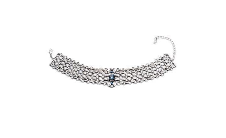 DANNIJO Sample Sale Elettra choker necklace