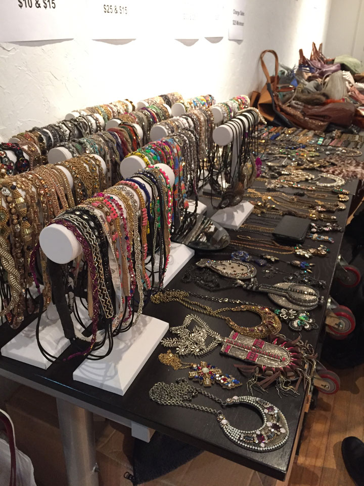 Deepa Gurnani and Sorial Handbags Sample Sale