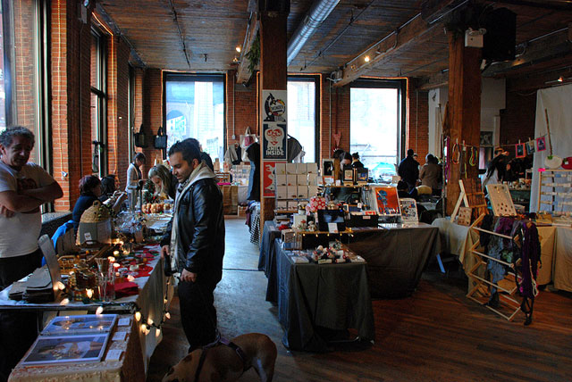 Best for Arts and Crafts Lovers: The Degenerate Craft Fair