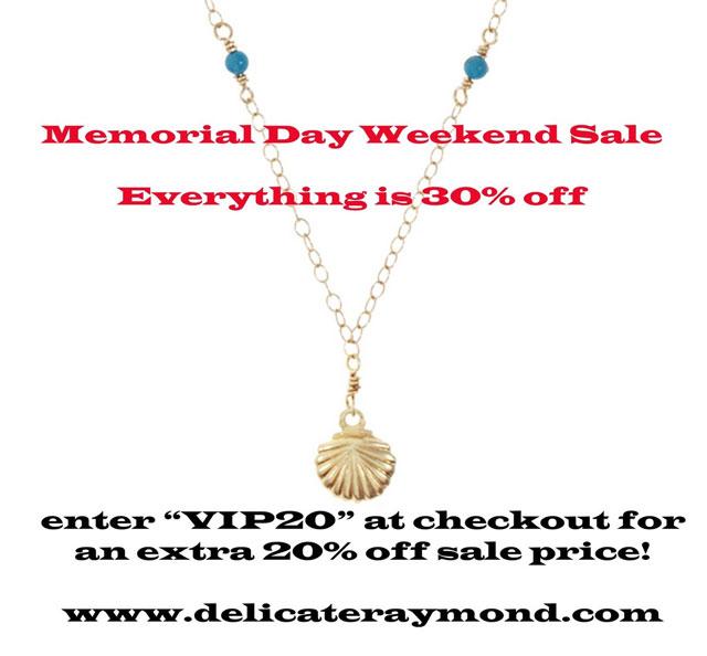 Delicate Raymond Memorial Day Weekend Sale