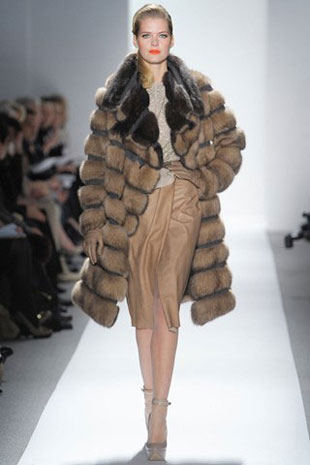Dennis Basso Sample Sale: Fashionable Furs Just In Time