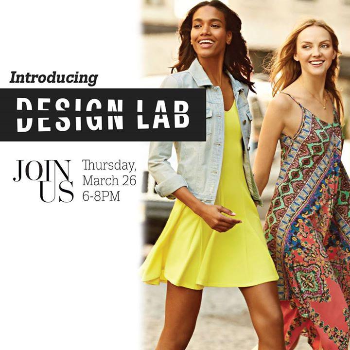 Design Lab Launch Party