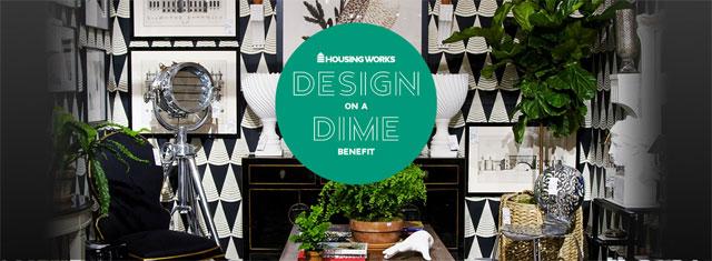 Design on a Dime 2013 Interior Design Sale
