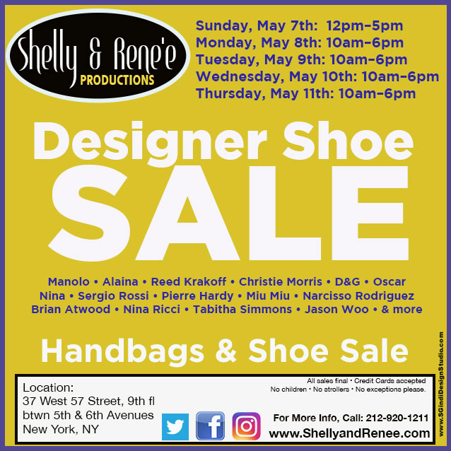 Designer Shoe Sale