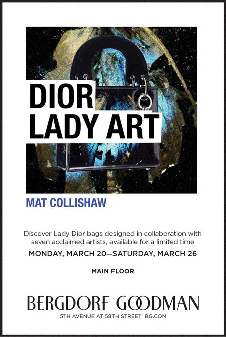 Dior: Lady Art Trunk Show