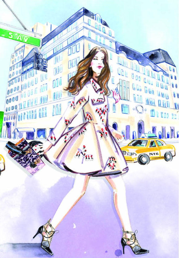Dior: The Illustrator Event