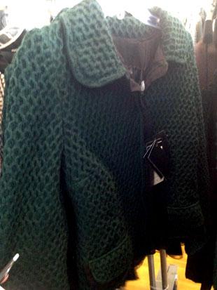 Dolce & Gabbana Green Giacchino Verdone Jacket ($499, orig. 2,495)