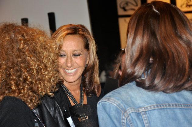 DONNA KARAN at Fashion's Night Out 2012