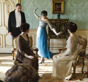 New York Public Library 'Downton Abbey' themed exhibition