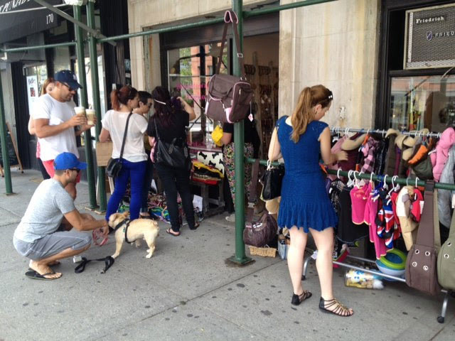 Downtown Doghouse Sidewalk Sale and Block Party