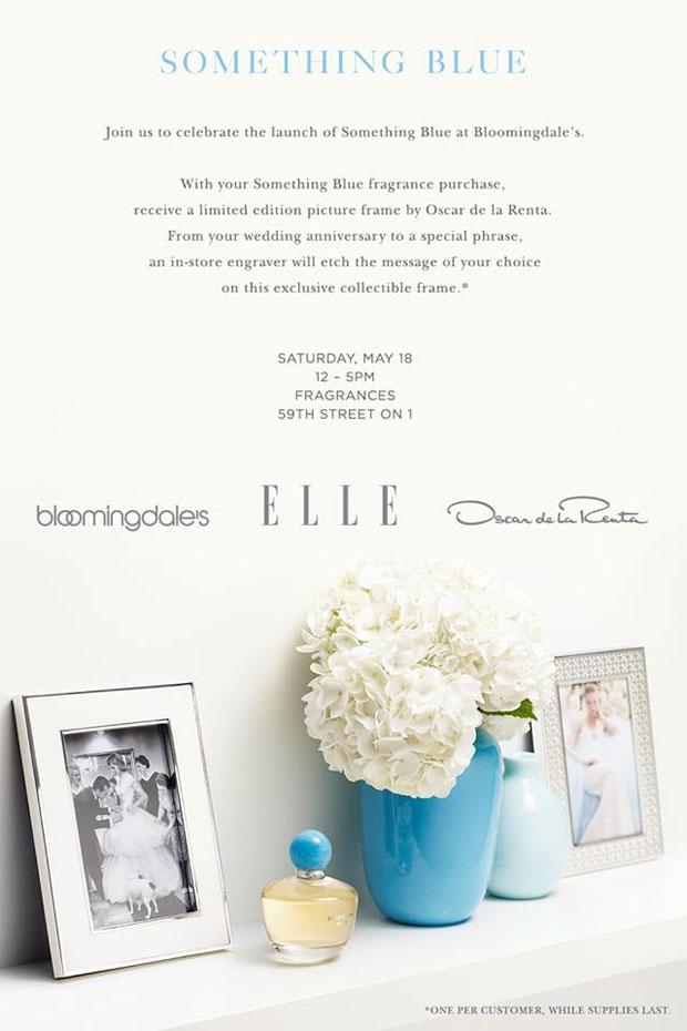 ELLE Magazine & Oscar de la Renta Something Blue Event