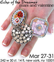 Echo of the Dreamer/Mars and Valentine Sample Sale