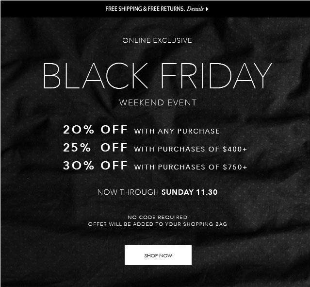 Elie Tahari Black Friday Online Sale