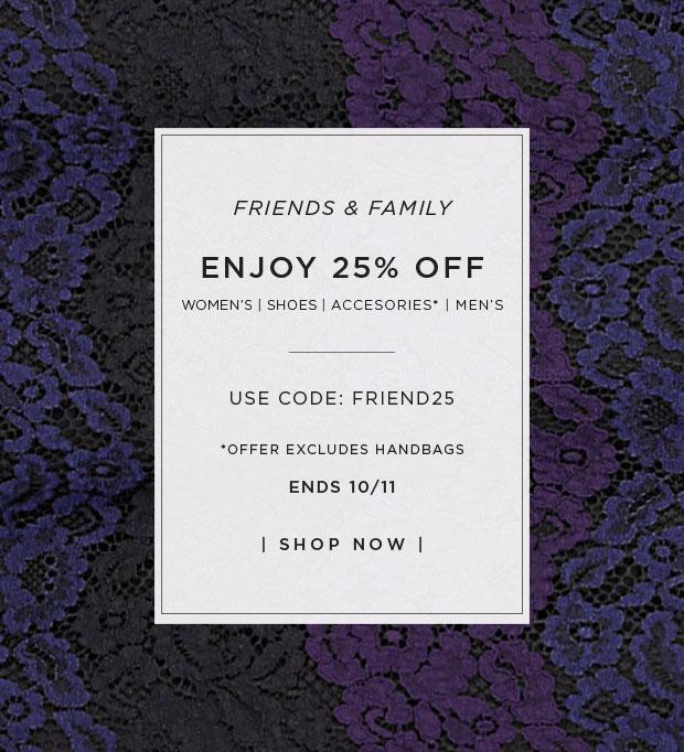 Elie Tahari Friends & Family Sale