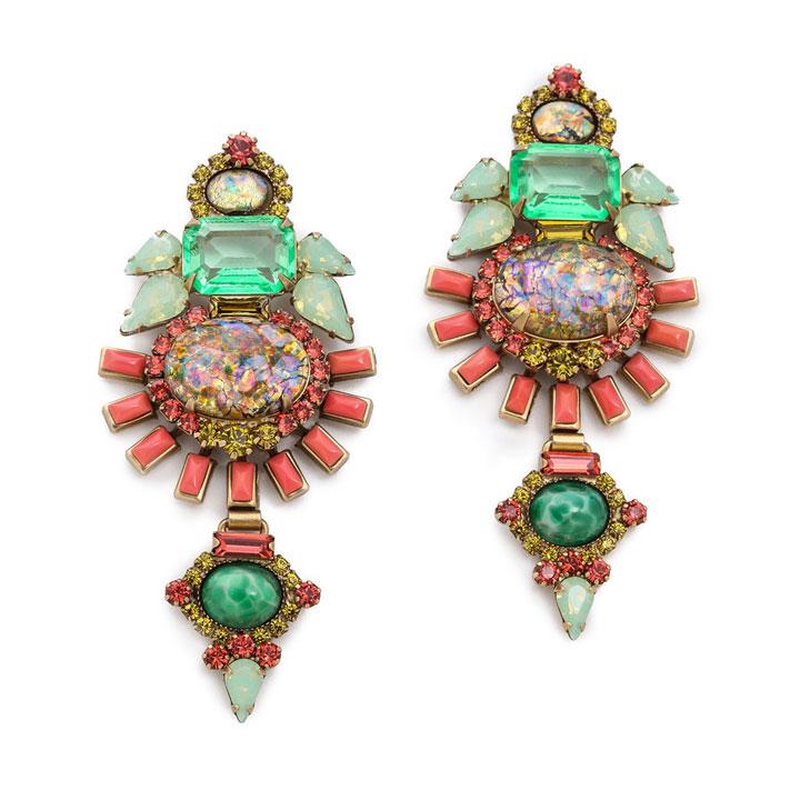 Elizabeth Cole Henning earrings: $105 (orig. $312.50)