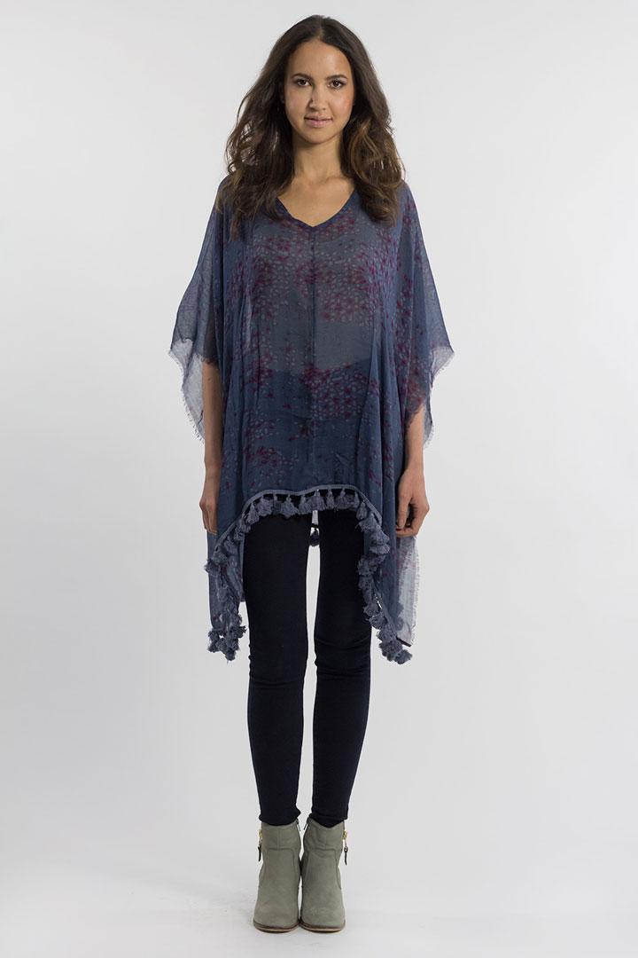 Elizabeth Gillett Nova tunic: $70 (retail $150)