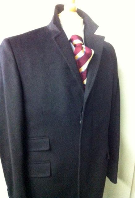 Emilio Visconti Mens Coat