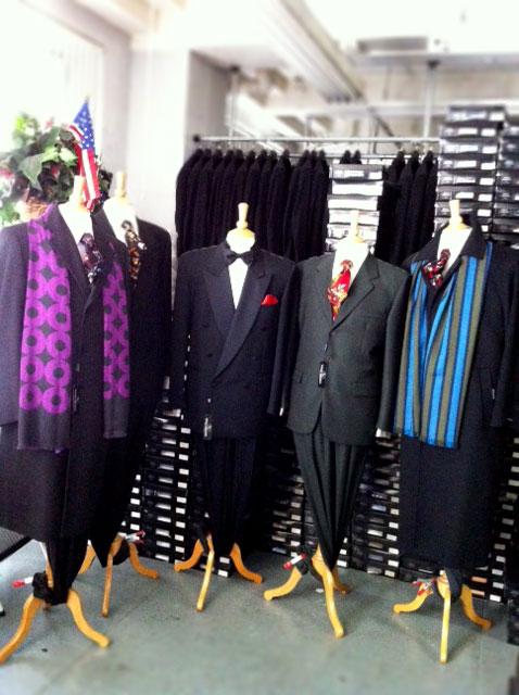 Emilio Visconti Suits