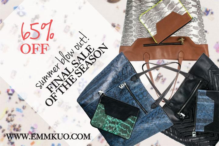 Emm Kuo End-of-season Online Sale