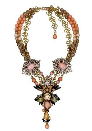 Erickson Beamon Desert Rose Necklace: $565 (orig. $1227.50)