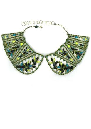 Erickson Beamon Girls on Film collar: $737 (orig. $1602.50)