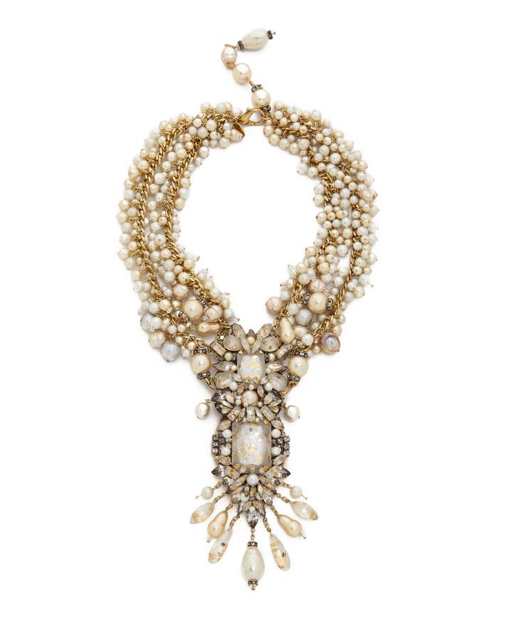 Erickson Beamon Pearl Jame necklace: $680 (orig. $1,478)