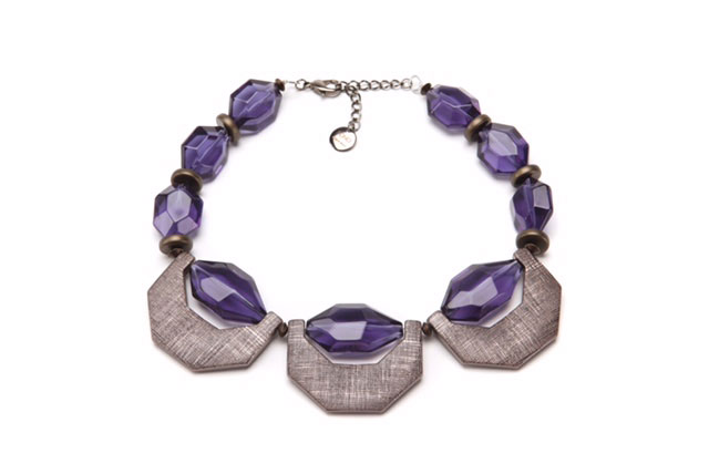 PONO Etched by Fire Jewel Choker: $60 (orig. $315)