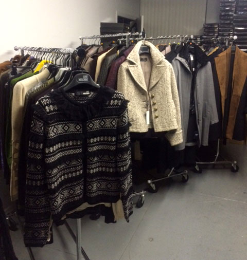 European Classic Coats