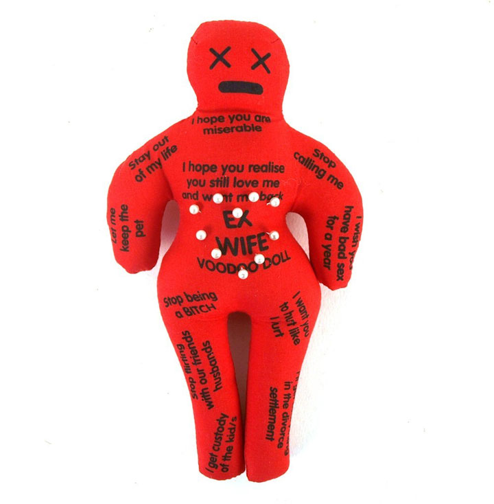 Ex-Wife Voodoo Doll