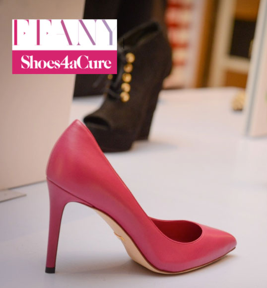 'FFANY Shoes on Sale' Designer Shoe Charity Sale