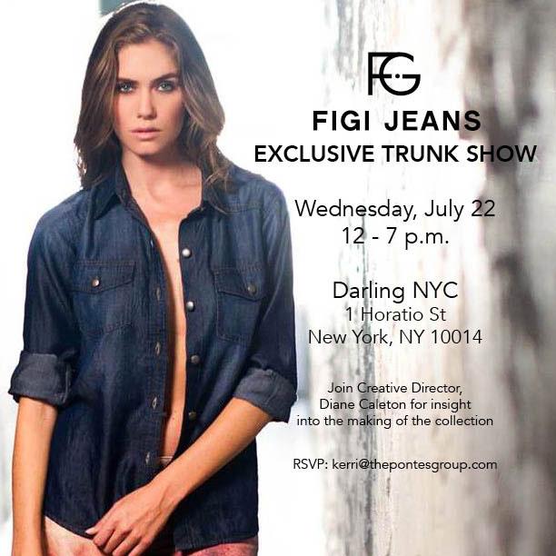 FIGI Jeans Trunk Show