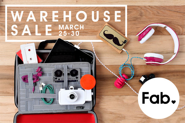Fab Warehouse Sale