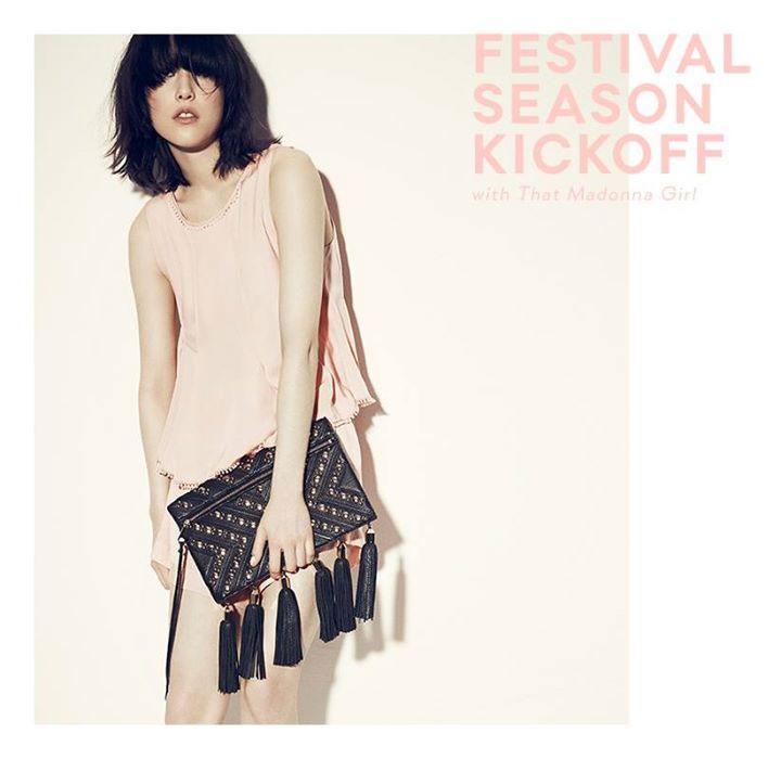 Festival Season Kickoff at #RMNYC