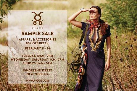 Figue Sample Sale