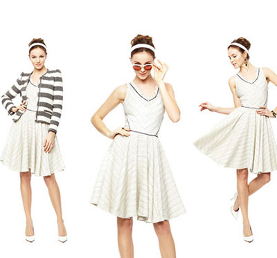 Polished: Fit and Flare Dresses at Gilt.com