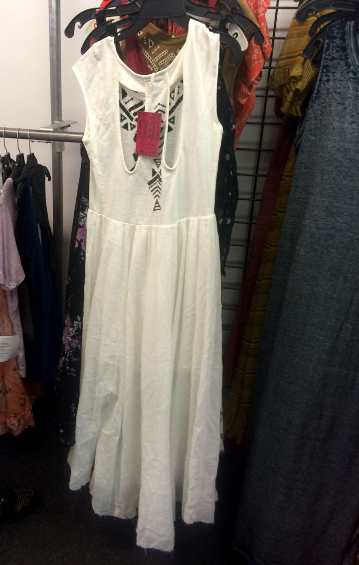 Free People dress for $25