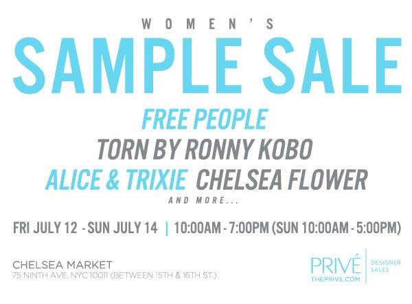 Free People, Torn By Ronny Kobo & More Sample Sale
