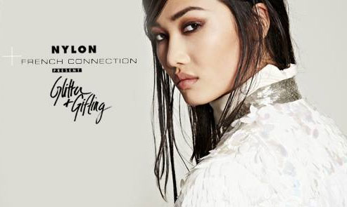 French Connection x NYLON Glitter & Gifting Event
