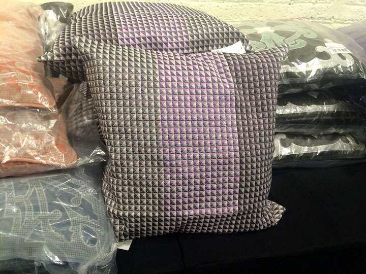 Decorative Pillows for $89-$120